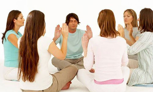 Reiki courses and training with Tanmaya